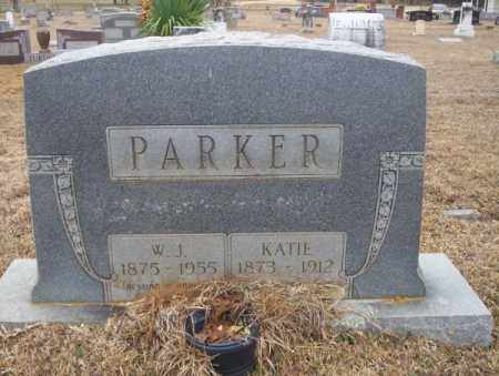 PARKER, KATIE - Calhoun County, Arkansas | KATIE PARKER - Arkansas Gravestone Photos