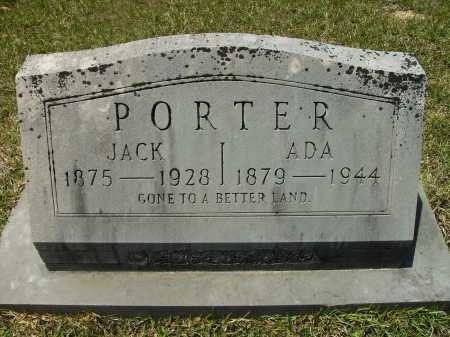 PORTER, ADA - Calhoun County, Arkansas | ADA PORTER - Arkansas Gravestone Photos