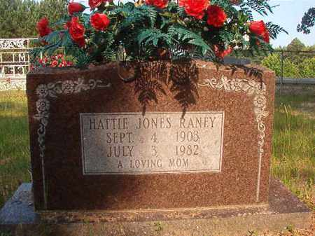 JONES RANEY, HATTIE - Calhoun County, Arkansas | HATTIE JONES RANEY - Arkansas Gravestone Photos