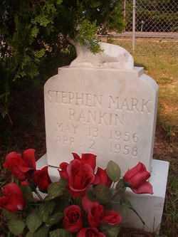 RANKIN, STEPHEN MARK - Calhoun County, Arkansas | STEPHEN MARK RANKIN - Arkansas Gravestone Photos