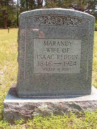 REDDIN, HANNAH MIRANDA - Calhoun County, Arkansas | HANNAH MIRANDA REDDIN - Arkansas Gravestone Photos