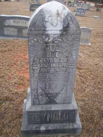 REYNOLDS, H.E. - Calhoun County, Arkansas | H.E. REYNOLDS - Arkansas Gravestone Photos