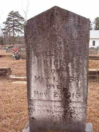RIGBY, WILLIAM F - Calhoun County, Arkansas | WILLIAM F RIGBY - Arkansas Gravestone Photos