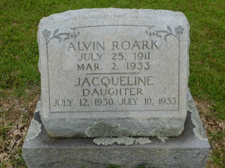 ROARK, ALVIN - Calhoun County, Arkansas | ALVIN ROARK - Arkansas Gravestone Photos
