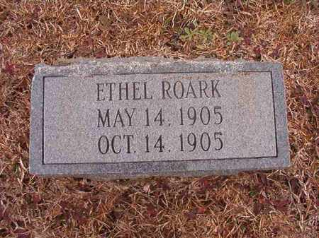 ROARK, ETHEL - Calhoun County, Arkansas | ETHEL ROARK - Arkansas Gravestone Photos
