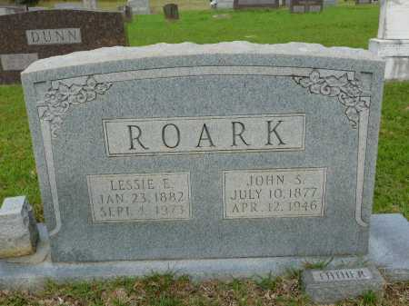 ROARK, JOHN S - Calhoun County, Arkansas | JOHN S ROARK - Arkansas Gravestone Photos