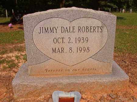 ROBERTS, JIMMY DALE - Calhoun County, Arkansas | JIMMY DALE ROBERTS - Arkansas Gravestone Photos