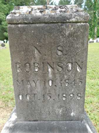 ROBINSON, N S - Calhoun County, Arkansas | N S ROBINSON - Arkansas Gravestone Photos