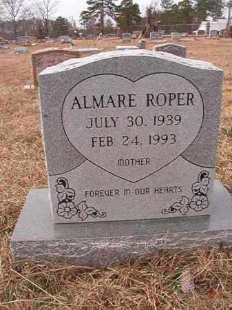 ROPER, ALMARE - Calhoun County, Arkansas | ALMARE ROPER - Arkansas Gravestone Photos