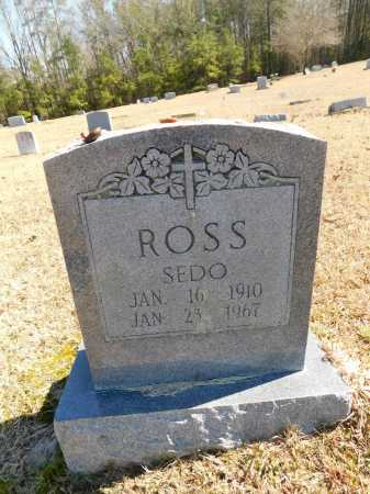 ROSS, SEDO - Calhoun County, Arkansas | SEDO ROSS - Arkansas Gravestone Photos