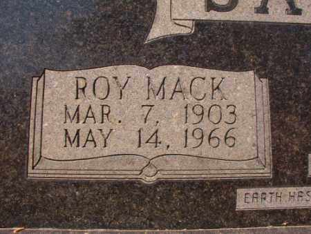 SANDERS, ROY MACK - Calhoun County, Arkansas | ROY MACK SANDERS - Arkansas Gravestone Photos