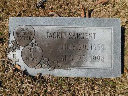 SARGENT, JACKIE - Calhoun County, Arkansas | JACKIE SARGENT - Arkansas Gravestone Photos