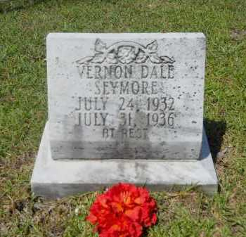 SEYMORE, VERNON DALE - Calhoun County, Arkansas | VERNON DALE SEYMORE - Arkansas Gravestone Photos