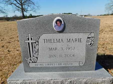 SHERMAN, THELMA MARIE - Calhoun County, Arkansas | THELMA MARIE SHERMAN - Arkansas Gravestone Photos