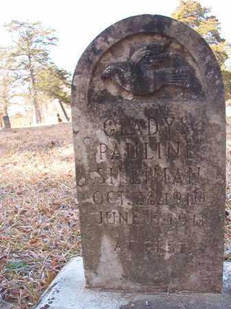 SILLIMAN, GLADYS PAULINE - Calhoun County, Arkansas | GLADYS PAULINE SILLIMAN - Arkansas Gravestone Photos