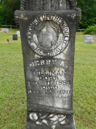 SILLIMAN, JERRY A - Calhoun County, Arkansas | JERRY A SILLIMAN - Arkansas Gravestone Photos