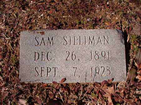 SILLIMAN, SAM - Calhoun County, Arkansas | SAM SILLIMAN - Arkansas Gravestone Photos