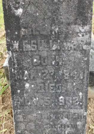 SILLIMAN, W E - Calhoun County, Arkansas | W E SILLIMAN - Arkansas Gravestone Photos