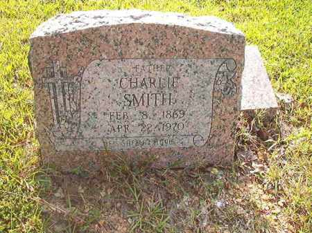 SMITH, CHARLIE - Calhoun County, Arkansas | CHARLIE SMITH - Arkansas Gravestone Photos