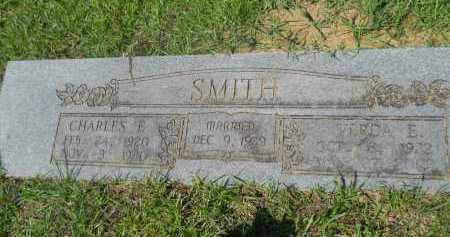 SMITH, CHARLES E - Calhoun County, Arkansas | CHARLES E SMITH - Arkansas Gravestone Photos