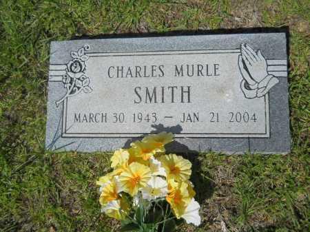 SMITH, CHARLES MURLE - Calhoun County, Arkansas | CHARLES MURLE SMITH - Arkansas Gravestone Photos