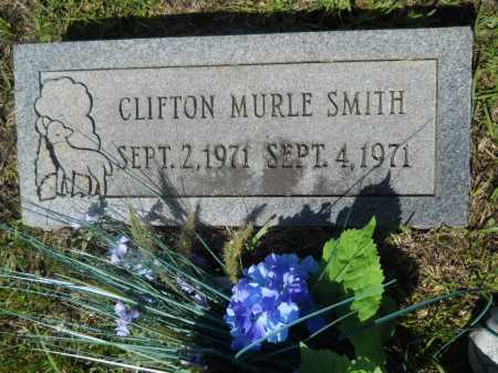 SMITH, CLIFTON MURLE - Calhoun County, Arkansas | CLIFTON MURLE SMITH - Arkansas Gravestone Photos