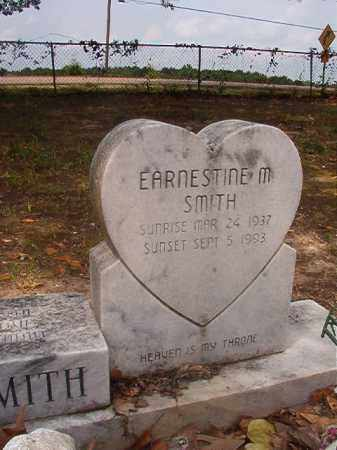 SMITH, EARNESTINE M - Calhoun County, Arkansas | EARNESTINE M SMITH - Arkansas Gravestone Photos