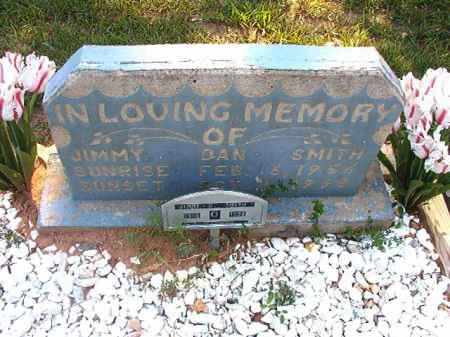 SMITH, JIMMY DAN (OLD) - Calhoun County, Arkansas   JIMMY DAN (OLD) SMITH - Arkansas Gravestone Photos