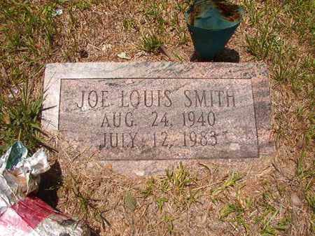 SMITH, JOE LOUIS - Calhoun County, Arkansas | JOE LOUIS SMITH - Arkansas Gravestone Photos
