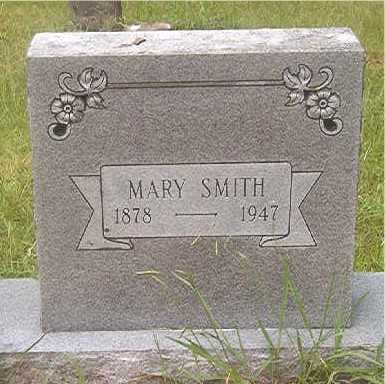 SMITH, MARY - Calhoun County, Arkansas | MARY SMITH - Arkansas Gravestone Photos