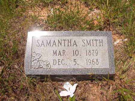 SMITH, SAMANTHA - Calhoun County, Arkansas | SAMANTHA SMITH - Arkansas Gravestone Photos