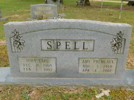 PREMEAUX SPELL, AMY - Calhoun County, Arkansas | AMY PREMEAUX SPELL - Arkansas Gravestone Photos