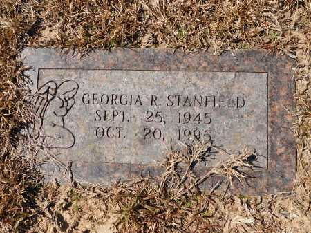 STANFIELD, GEORGIA R - Calhoun County, Arkansas | GEORGIA R STANFIELD - Arkansas Gravestone Photos