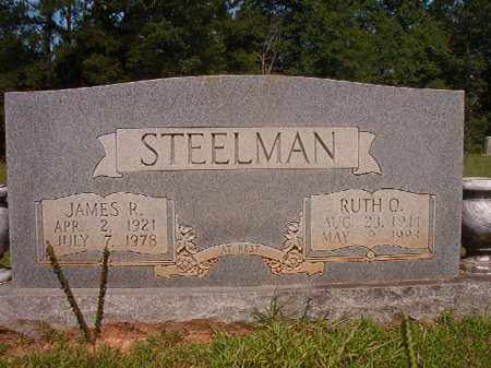 STEELMAN, RUTH O - Calhoun County, Arkansas | RUTH O STEELMAN - Arkansas Gravestone Photos
