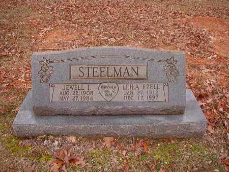 EZELL STEELMAN, LEILA - Calhoun County, Arkansas | LEILA EZELL STEELMAN - Arkansas Gravestone Photos