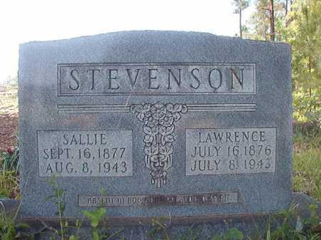 STEVENSON, SALLIE - Calhoun County, Arkansas | SALLIE STEVENSON - Arkansas Gravestone Photos