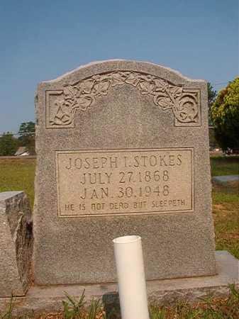 STOKES, JOSEPH I - Calhoun County, Arkansas | JOSEPH I STOKES - Arkansas Gravestone Photos