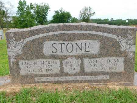 STONE, HULON MORRIS - Calhoun County, Arkansas | HULON MORRIS STONE - Arkansas Gravestone Photos