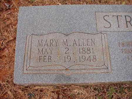 STRATTON, MARY M - Calhoun County, Arkansas | MARY M STRATTON - Arkansas Gravestone Photos