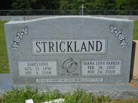 STRICKLAND (OBIT), DIANA LYNN - Calhoun County, Arkansas | DIANA LYNN STRICKLAND (OBIT) - Arkansas Gravestone Photos