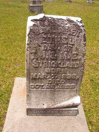 STRICKLAND, MARGARET ETHEL - Calhoun County, Arkansas | MARGARET ETHEL STRICKLAND - Arkansas Gravestone Photos
