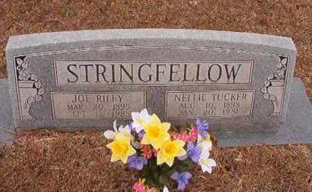 STRINGFELLOW (OBIT), JOE RILEY - Calhoun County, Arkansas | JOE RILEY STRINGFELLOW (OBIT) - Arkansas Gravestone Photos