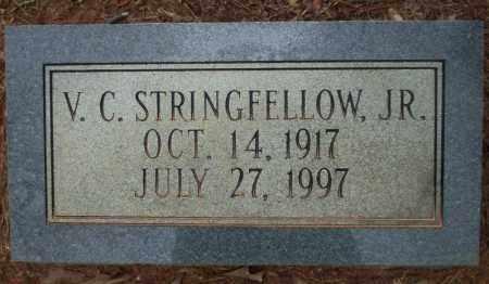 STRINGFELLOW JR., V.C. - Calhoun County, Arkansas | V.C. STRINGFELLOW JR. - Arkansas Gravestone Photos