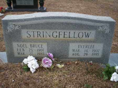 STRINGFELLOW, NOEL BRUCE - Calhoun County, Arkansas | NOEL BRUCE STRINGFELLOW - Arkansas Gravestone Photos