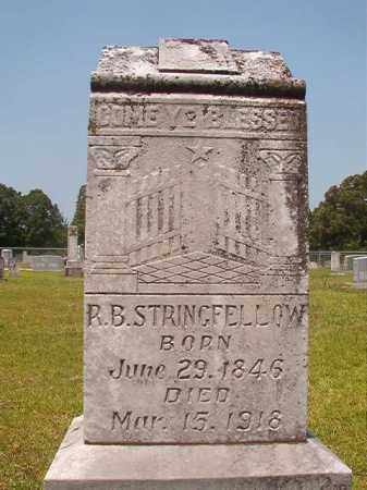STRINGFELLOW, R B - Calhoun County, Arkansas | R B STRINGFELLOW - Arkansas Gravestone Photos
