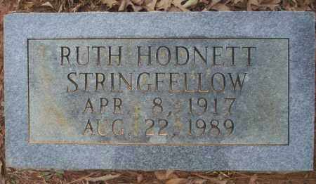 HODNETT STRINGFELLOW, RUTH - Calhoun County, Arkansas | RUTH HODNETT STRINGFELLOW - Arkansas Gravestone Photos