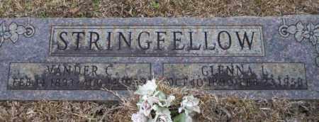 STRINGFELLOW, GLENNA L - Calhoun County, Arkansas   GLENNA L STRINGFELLOW - Arkansas Gravestone Photos