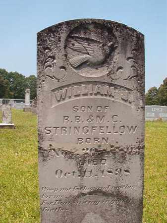 STRINGFELLOW, WILLIAM J - Calhoun County, Arkansas   WILLIAM J STRINGFELLOW - Arkansas Gravestone Photos