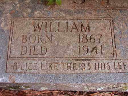 STRONG, WILLIAM - Calhoun County, Arkansas | WILLIAM STRONG - Arkansas Gravestone Photos