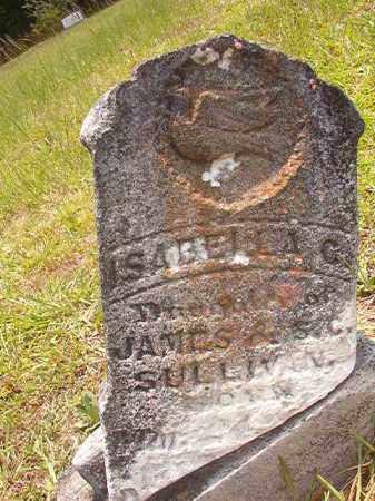 SULLIVAN, ISABELLA C - Calhoun County, Arkansas | ISABELLA C SULLIVAN - Arkansas Gravestone Photos